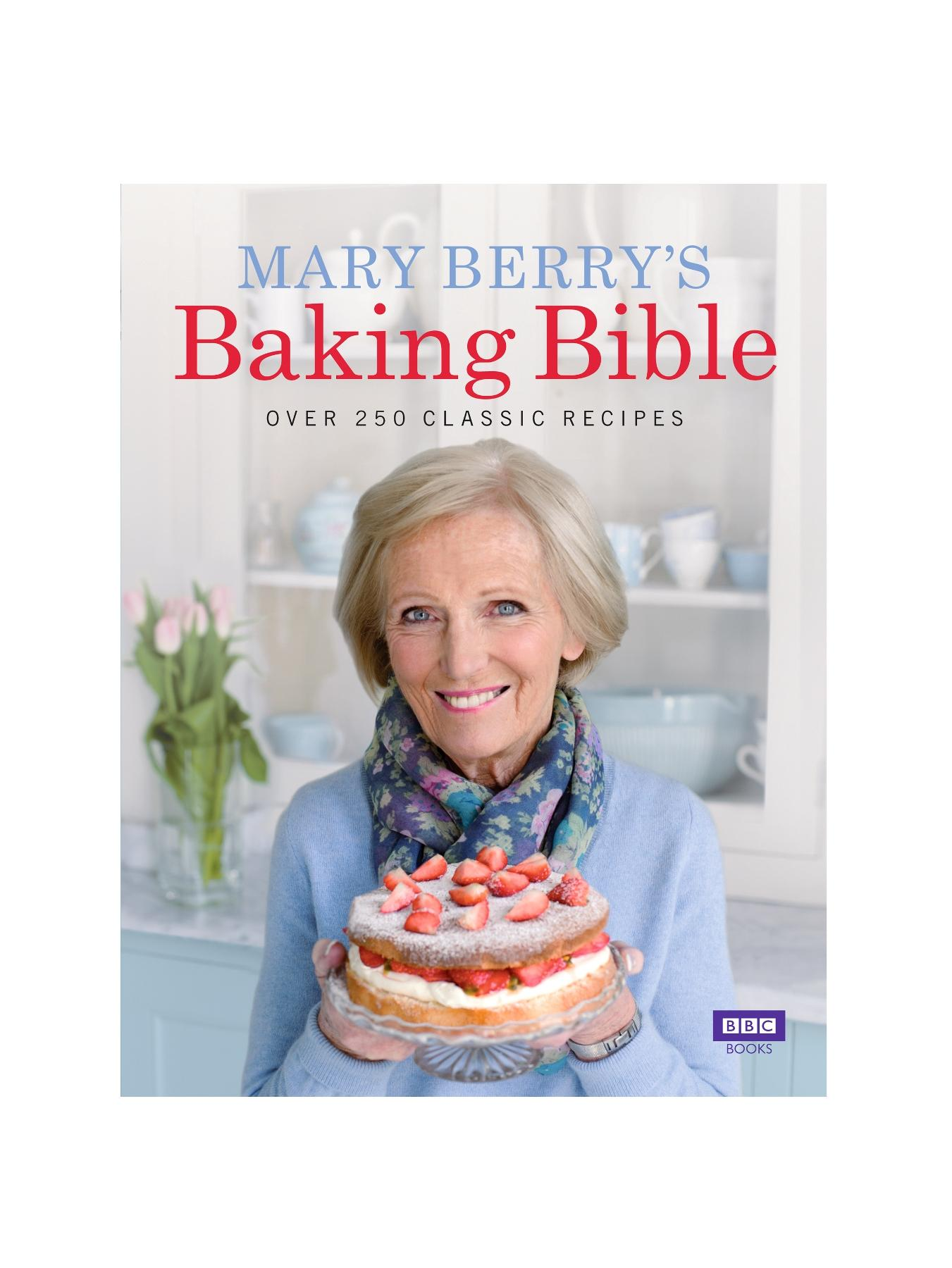 Mary Berry's Baking Bible - By Mary Berry (Hardback)