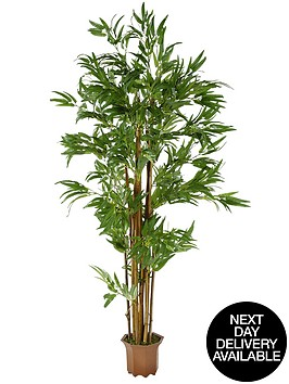 Faux bamboo plant for Faux bambou plante
