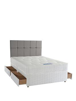 sealy-simply-firm-support-memory-divan