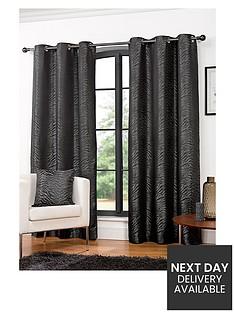 africa-jacquard-textured-eyelet-curtains