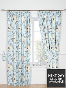 sienna-printed-pleated-curtains