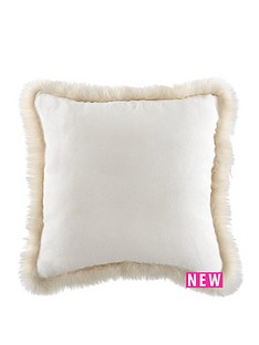 fur-trim-faux-suede-cushion