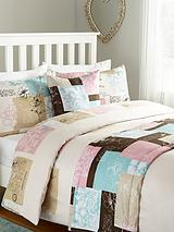 Patchwork Bed in a Bag