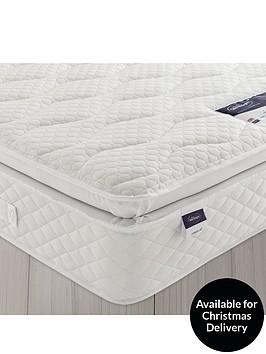 silentnight-miracoil-geltex-pillowtop-mattress-medium