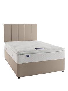 silentnight-miracoil-3-geltex-pillowtop-divan-bed-with-optional-storage
