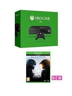 xbox-one-1tb-console-with-halo-5-guardians-and-optional-12-months-xbox-live-and-wireless-controller
