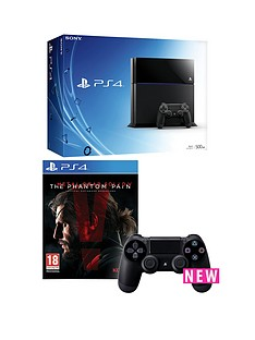 playstation-4-500gb-console-with-metal-gear-solid-v-the-phantom-pain-and-optional-12-months-playstation-plus-and-extra-controller