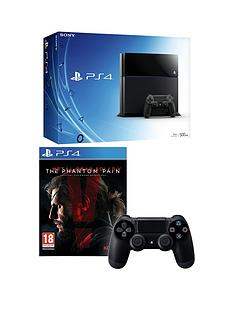 playstation-4-500gb-console-with-metal-gear-solid-v-the-phantom-pain-and-optional-12-months-playstation-plus-andor-extra-controller