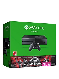 xbox-one-500gb-console-with-gears-of-war-ultimate-edition-and-optional-12-months-xbox-live-and-wireless-controller