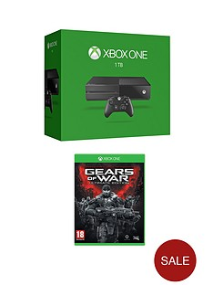 xbox-one-1tb-console-with-gears-of-war-ultimate-edition-with-optional-12-months-xbox-live-and-wireless-controller