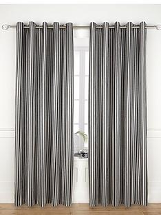 opulent-chenille-stripe-jacquard-eyelet-curtains
