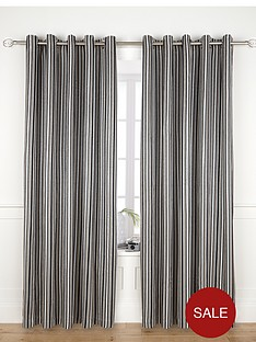 opulent-chenille-stripe-jacquard-pleated-curtains