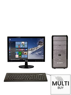 zoostorm-lp2201-intelreg-celerontrade-processor-6gb-ram-1tb-hard-drive-185-inch-monitor-desktop-bundle-with-optional-microsoft-office-365-personal