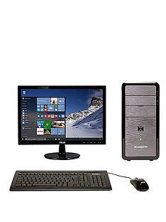 zoostorm-lp2201-intelreg-pentiumreg-processor-8gb-ram-1tb-hard-drive-185-inch-monitor-desktop-bundle-with-optional-microsoft-office-365-personal