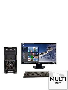 zoostorm-tempest-intelreg-coretrade-i3-processor-8gb-ram-1tb-hdd-storage-236-inch-full-hd-monitor-geforce-gt-740-graphics-desktop-bundle-with-optional-microsoft-office-365-personal