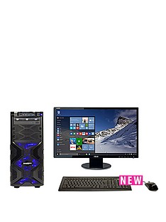 zoostorm-mana-136-intelreg-coretrade-i5-processor-8gb-ram-1tb-hdd-storage-236-inch-full-hd-monitor-desktop-bundle-gforce-gtx-960-graphics-with-optional-microsoft-office-365-personal