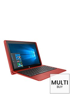 hp-pavilion-x2-10-n102na-intelreg-atomtrade-processor-2gb-ram-32gb-hard-drive-10-inch-touchscreen-2-in-1-laptop-with-microsoft-office-365-personal-red
