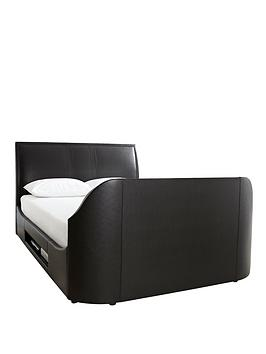 maximus-tv-bed-frame-with-optional-mattress-and-next-day-delivery