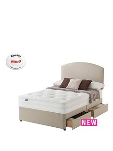 silentnight-mirapocket-1200-pocket-mina-deluxe-tufted-divan-with-optional-storage