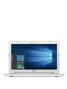lenovo-z51-intelregcoretradei5-processor-8gb-ram-1tb8gb-hybrid-storage-156-inch-full-hd-laptop-with-amd-r7-m360-2gb-graphics-includes-mcafee-livesafe-white