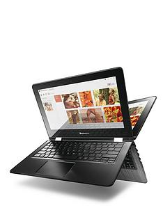 lenovo-yoga-300-intelreg-pentiumreg-processor-4gb-ram-500gb-storage-116-inch-touchscreen-2-in1-laptop-with-optional-microsoft-office-365-white