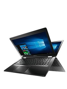 Lenovo YOGA 500 Intel® Core™ i3 Processor, 4Gb RAM, 1Tb Storage, 14 inch Touchscreen 2-in-1 Laptop - laptop with Microsoft Office 365