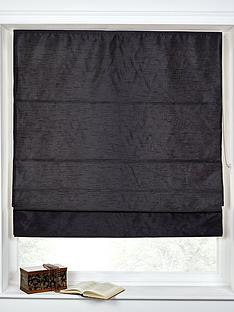 made-to-measure-faux-silk-roman-blinds-black