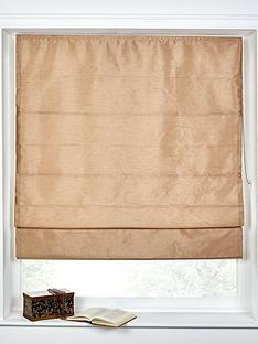 made-to-measure-faux-silk-roman-blinds-mocha