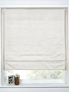 made-to-measure-faux-suede-roman-blinds-white