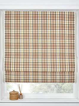 made-to-measure-lewis-check-roman-blinds-natural