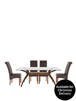 knox-180-cm-dining-table-4-brook-faux-leather-chairs
