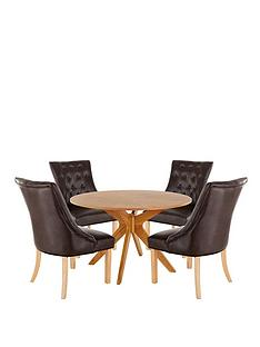 starburst-table-with-4-eleanor-chairs