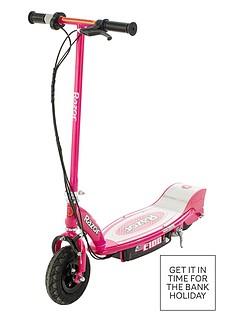 razor-scooter-e100-pink