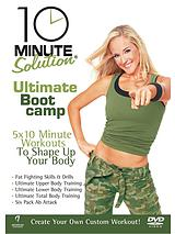 10 Minute Solutions - Ultimate Boot Camp DVD