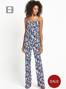 definitions-printed-kickflare-jumpsuit