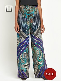 definitions-tall-printed-wide-leg-trousers