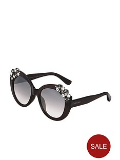 jimmy-choo-swarovski-crystal-sunglasses