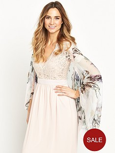 ted-baker-floral-print-silk-cape