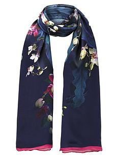 ted-baker-fuchsia-print-long-scarf