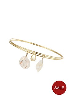 orelia-shell-bracelet-set