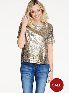 fearne-cotton-all-over-sequin-tee