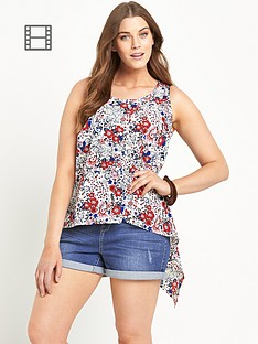 so-fabulous-cross-back-hem-woven-print-vest-top