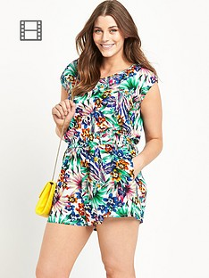 so-fabulous-tropical-print-button-shoulder-playsuit