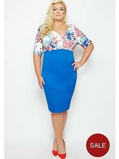 gemma-collins-argentina-2-in-1-dress