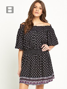 glamorous-bardot-dress