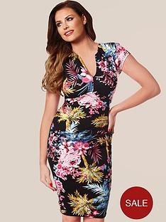 jessica-wright-samantha-tropical-bodycon-dress