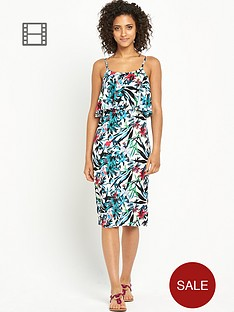 south-tropical-print-tiered-midi-dress