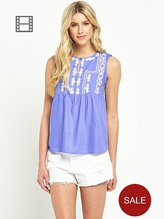 south-sleeveless-embroidered-bib-blouse