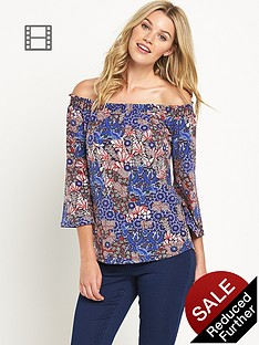 south-floral-print-gypsy-top