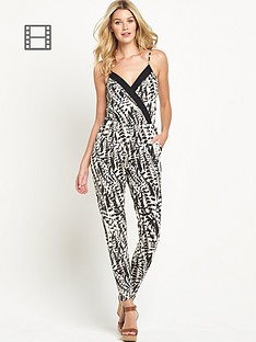 south-feather-print-jumpsuit